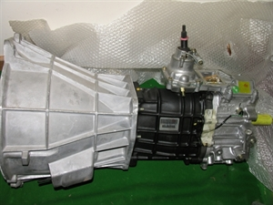 Picture of Genuine Defender TD5 Gearbox