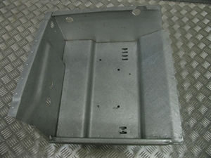 Picture of Defender Galvanized Battery Box